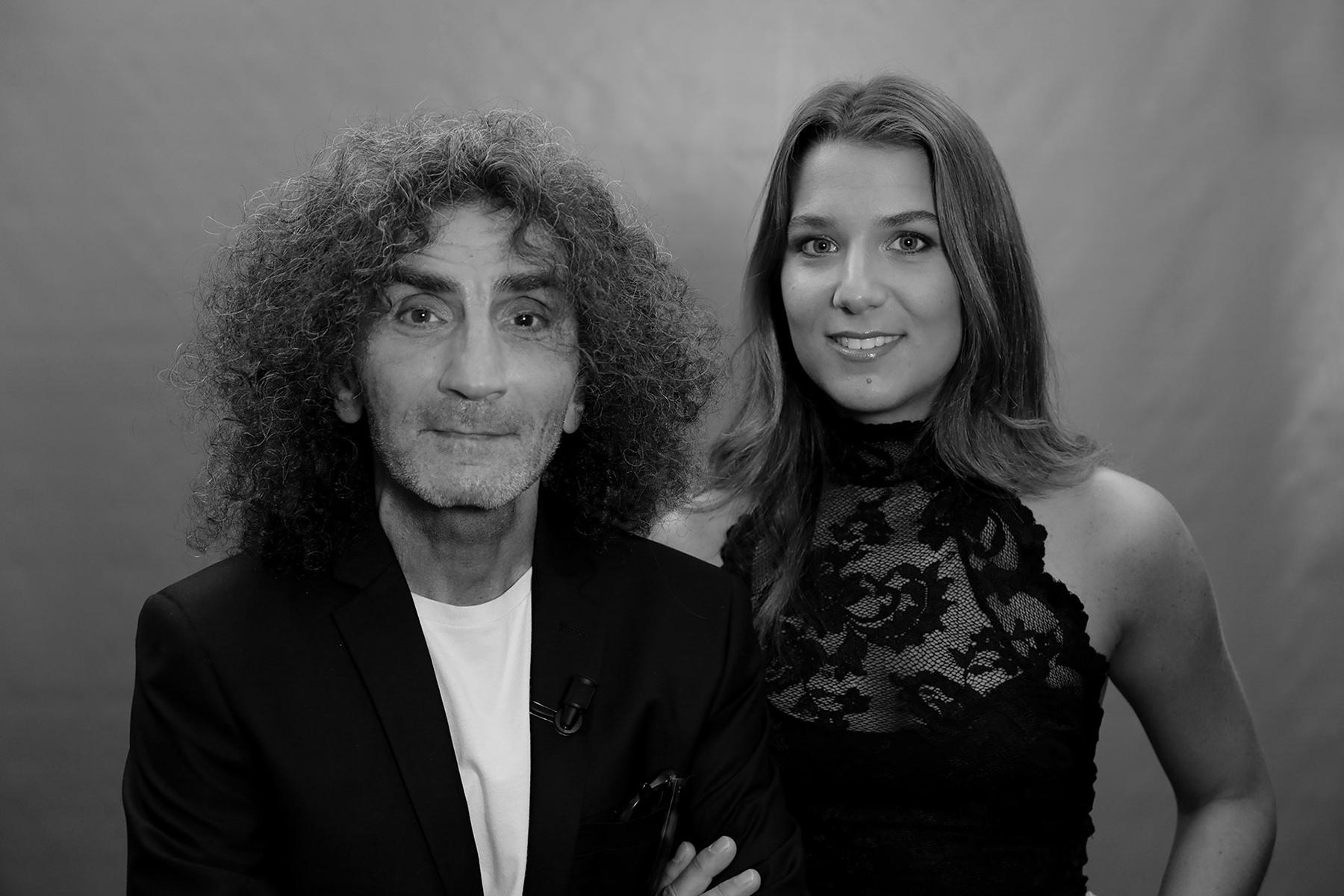 José et Éléonore Balensi